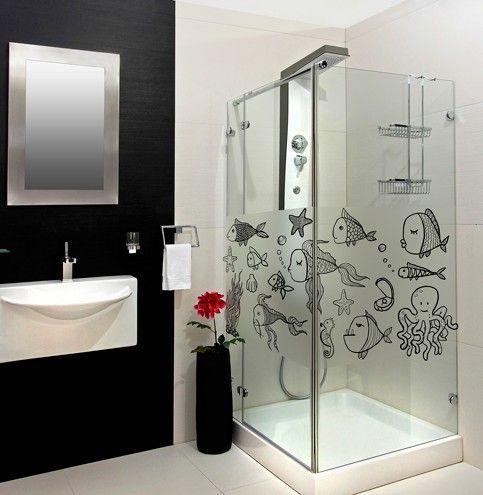 vinilo decorativos para el baño
