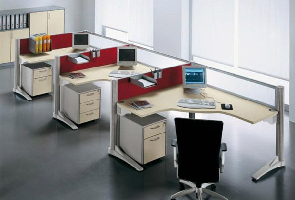 Mobiliario Oficina Moderna Casa Web