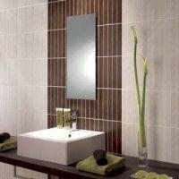 Decoración para baño moderno, lujoso