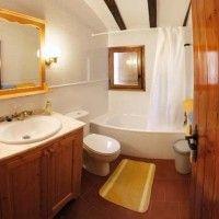 Decoración para baño estilo occidental