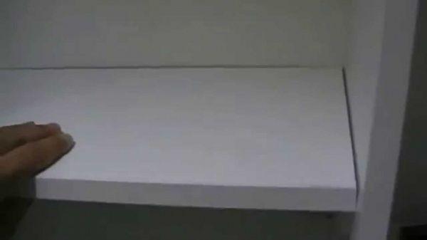 colocar armarios empotrados en pared
