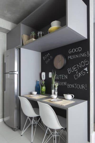 desayunador moderno