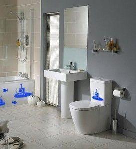 idea de baño moderno