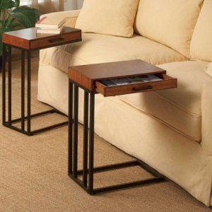 mesa auxiliares para sala de estar