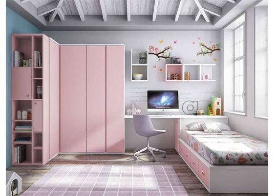 ropero habitacion juvenil