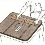 cortar maderas