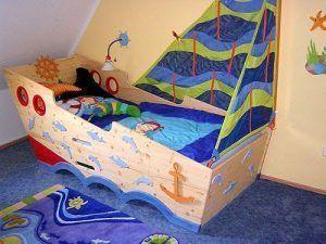 cuato original para niños barco