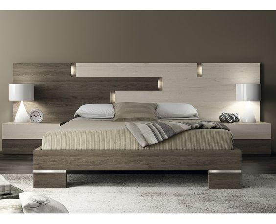 cama de melamina