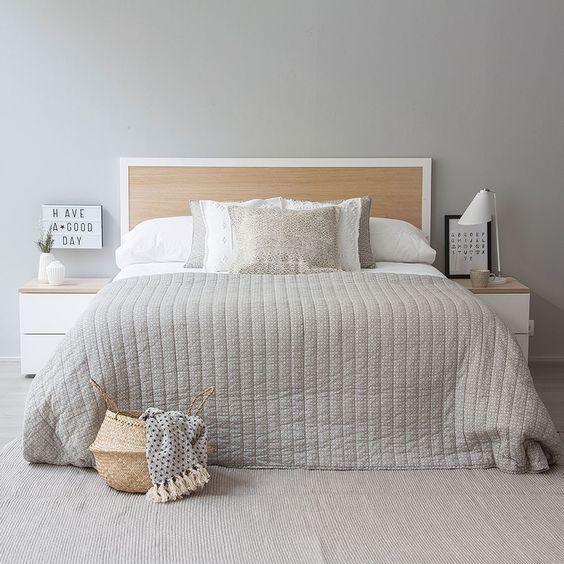 camas para dormitorios matrimoniales simples