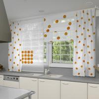 cortina cocina minimalista