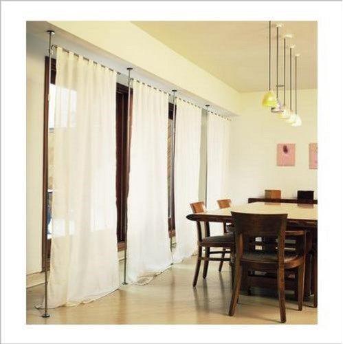Cortinas comedor 1 casa web for Decoracion de cortinas para comedor
