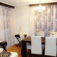 Modelos de cortinas modernas casa web for Modelos de cortinas para living