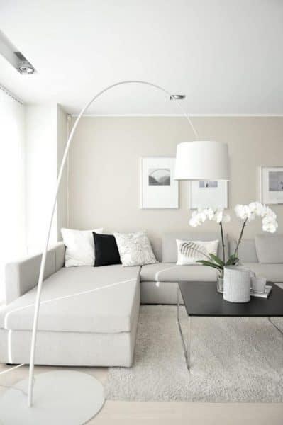 decorar living tonos claros