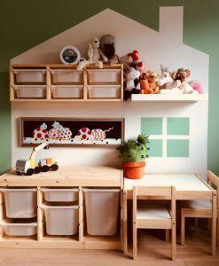 mueble multifuncional para dormitorio infantil