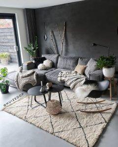 sala de estar tonso grises