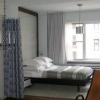 cortina para separar dormitorio