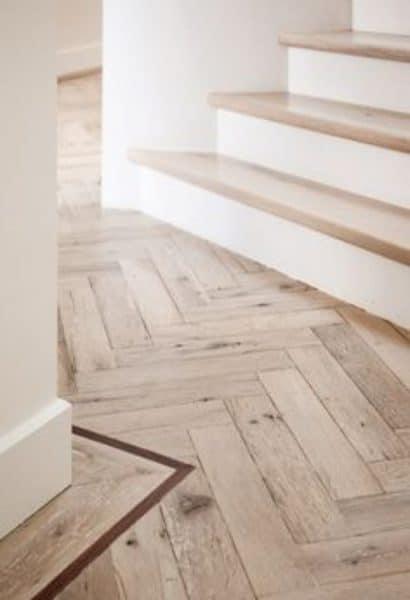 formas de colocar piso de parquet