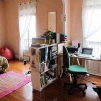 oficina dormitorio