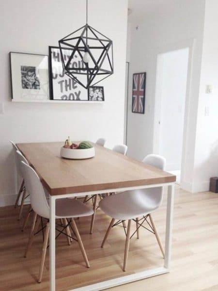 Comedores Modernos minimalistas - Casa Web