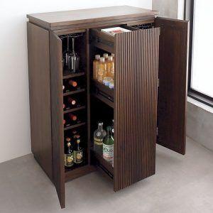 minibar moderno elegante