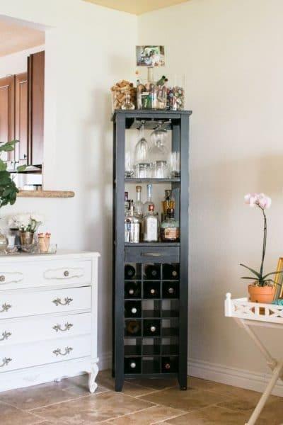minibar mueble