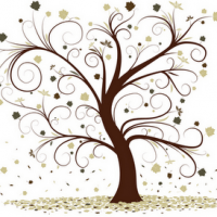 vector curly tree design preview1 by dragonart 200x200