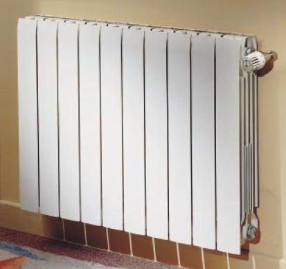 Los radiadores electricos