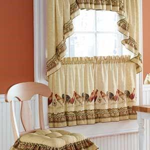 Cortinas para cocina casa web for Decoracion cortinas cocina