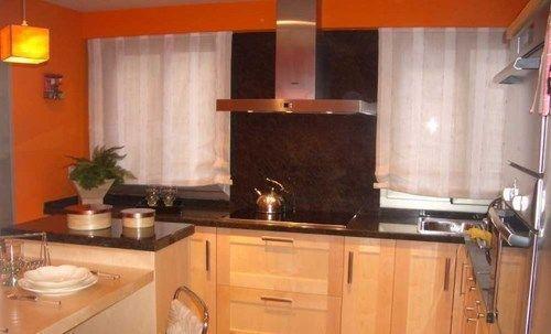 Modelos de cortinas modernas casa web - Cortinas para cocina fotos ...