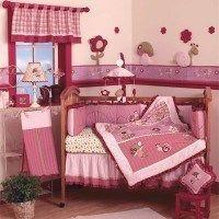 cuarto bebe habitacion dormitorios baby rosado