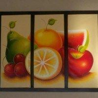 1283474574 106961765 5 CUADROS oleo Modernos minimalistas abstractos Pintados a mano Compra Venta 12834745741