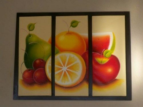 Cuadros para la cocina con frutas casa web for Donde puedo comprar cuadros decorativos