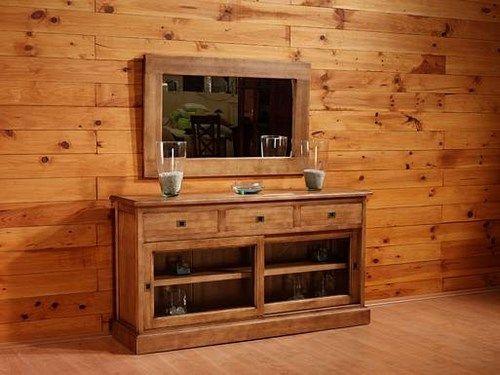 Decoracion con Muebles de Pino, muebles economicos | Casa Web