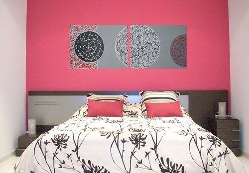 Cuadros para dormitorios matrimoniales casa web for Vinilos decorativos para habitaciones matrimoniales