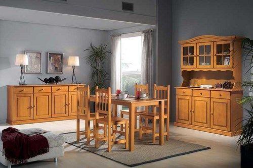 Cocina de pino casa web for Muebles decoracion baratos