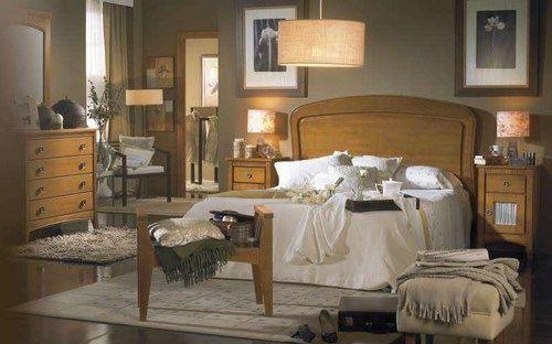 Juego de dormitorio de pino casa web - Muebles de decoracion baratos ...
