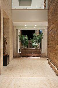 piso de marmol en galerias