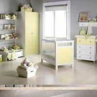 Habitaciones para bebes modernas