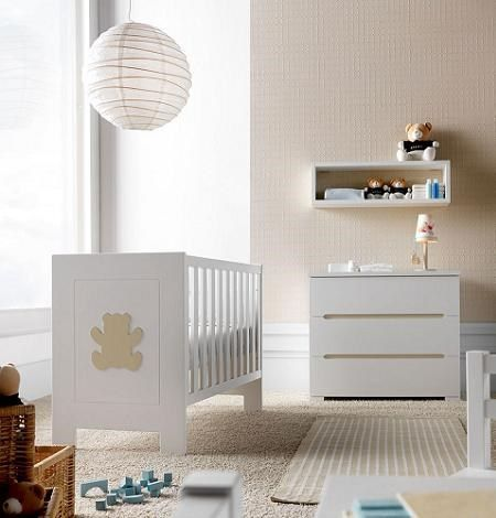 Habitaciones para bebes modernas minimalesat casa web - Habitaciones de bebes decoracion ...