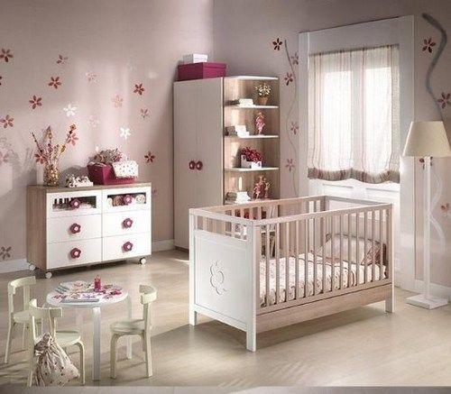 Habitaciones para bebes modernas nena casa web for Web decoracion