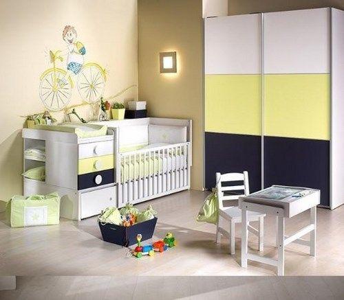Habitaciones para bebes modernas nenes casa web - Habitaciones bebe modernas ...