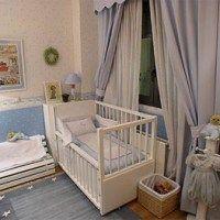 Habitaciones para bebes pequeñas