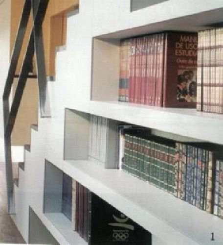 Bajo escalera biblioteca casa web for Huecos de escaleras modernos