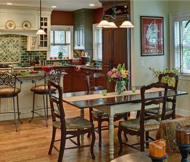 Cocinas con comedor diario casa web for Comedor diario decoracion