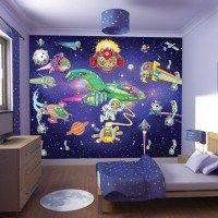 Habitaciones infantiles espacial
