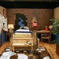 dormitorio de pirata