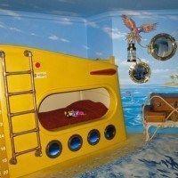 dormitorio submarino