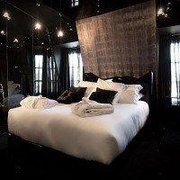 habitaciones tematicas diamantes negros
