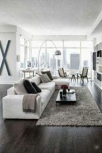sala de estar en departamento