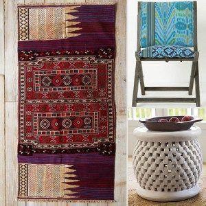 alfombras tribales